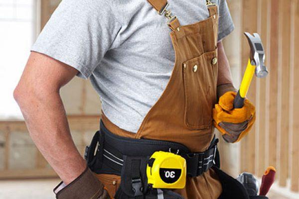Travailleur construction avec licence CCQ